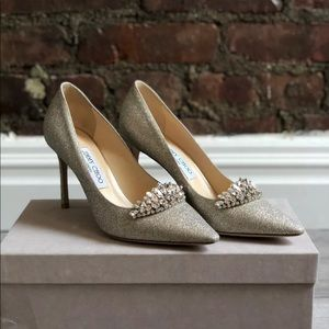 Jimmy Choo Tiara Heels Wedding